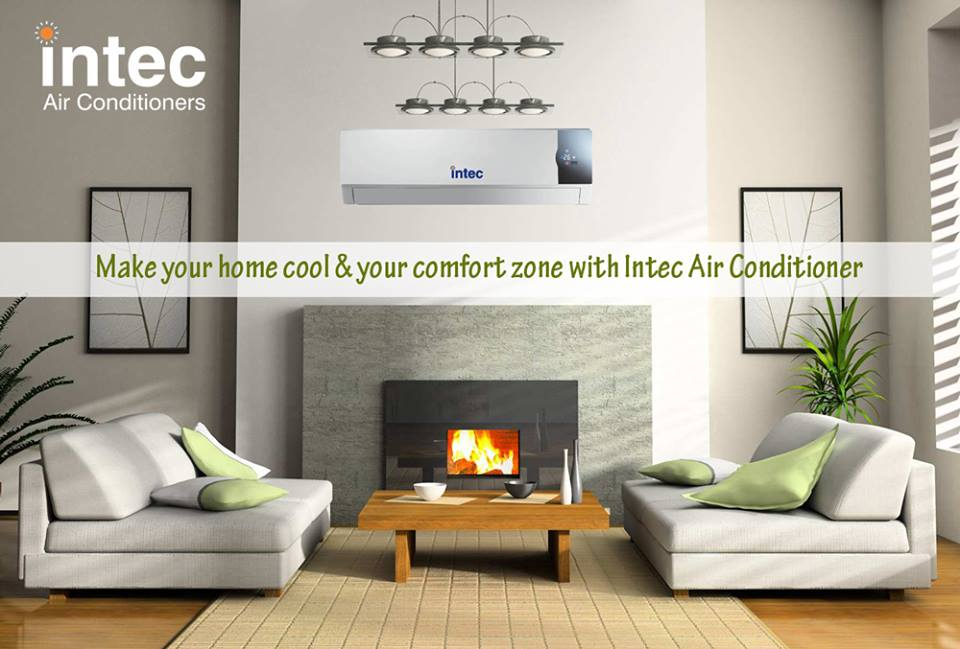 The Latest Split Ac models from the House of Intec