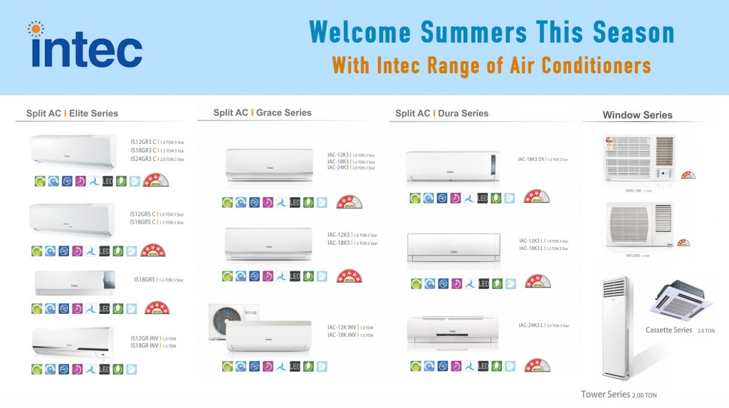 Intec Air Conditioners