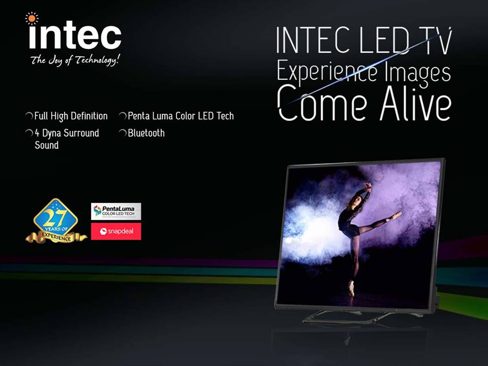 Intec HD TV