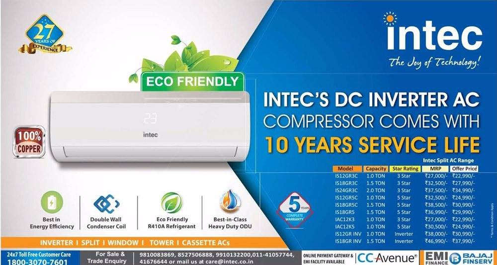 Recognizing The Features Of Best Air Conditioner Manufacturing Brands Intec Blog