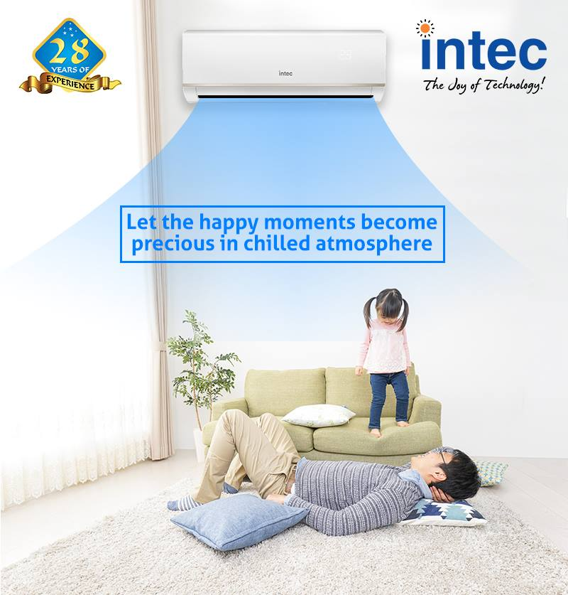Tips to save on your expenses while using air conditioner - Intec Blog