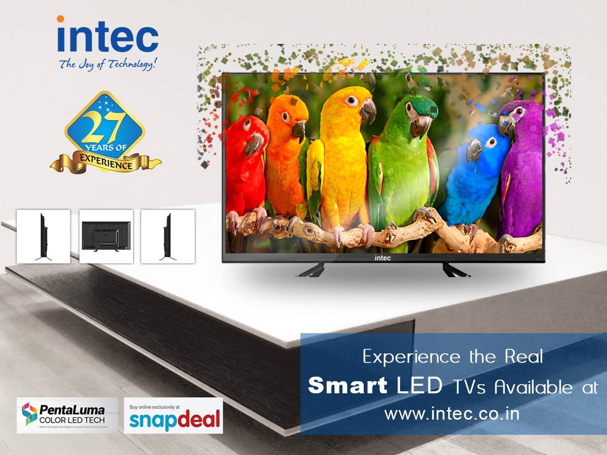 Intec LED TV